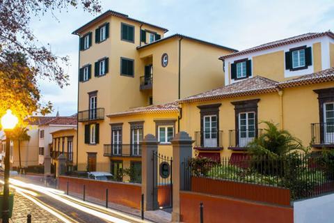 Goedkope zonvakantie Madeira - Castanheiro Boutique Hotel