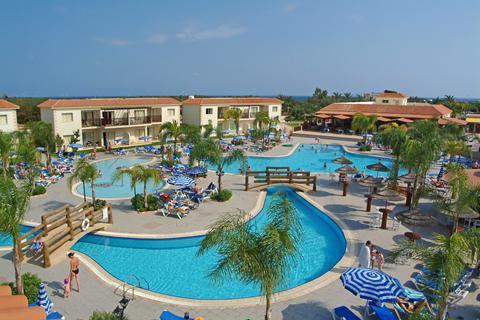 Last minute vakantie Cyprus. 🏝️Tsokkos Paradise Village Aparthotel
