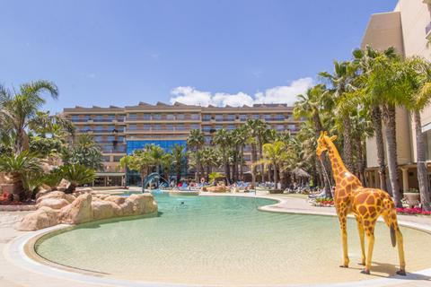 All inclusive zonvakantie Costa Dorada - Hotel Palas Pineda