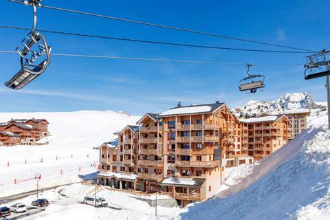 Goedkoop op skivakantie Paradiski ⛷️Résidence Odalys Prestige Front de Neige - Voordeeltarief