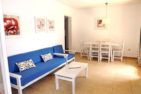 Goedkope zonvakantie Menorca - Appartementen Nure Cel Blau