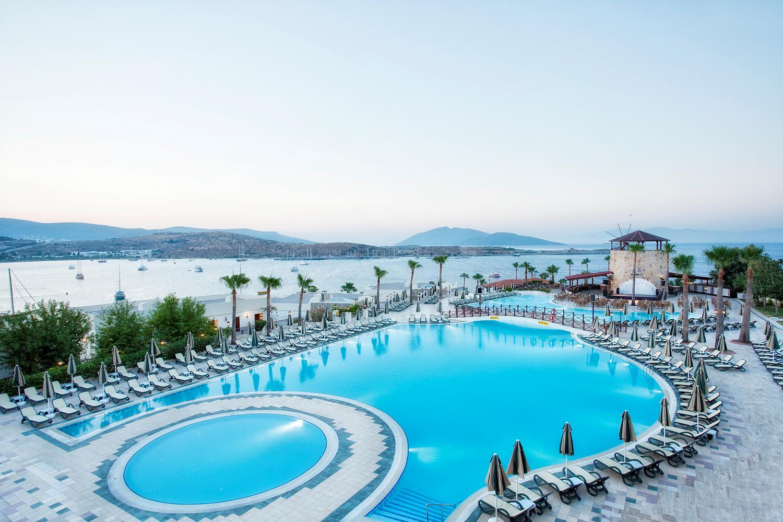 Asteria Bodrum Resort (f.d WOW Bodrum Resort)