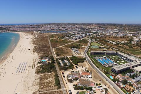 Last minute zonvakantie Algarve - Hotel Vila Gale Lagos