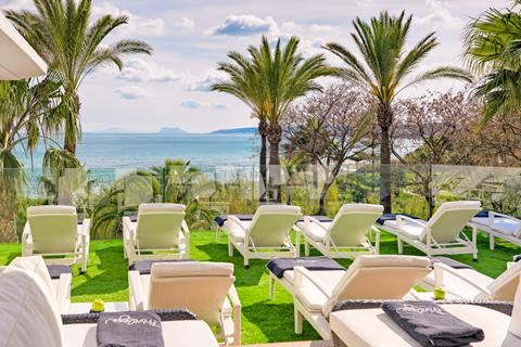 Goedkope zonvakantie Andalusië - Costa del Sol 🏝️Hotel H10 Estepona Palace