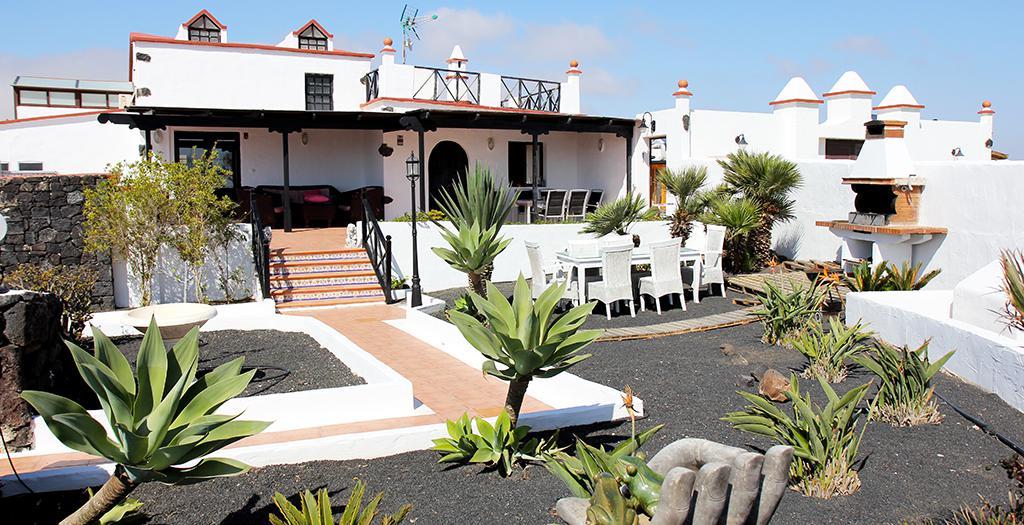 Bijzondere accommodaties Casa Natura in San Bartolome (Lanzarote, Spanje)