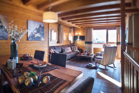 TOP DEAL skivakantie Paradiski ⛷️Résidence Montagnettes Le Chalet du Vallon