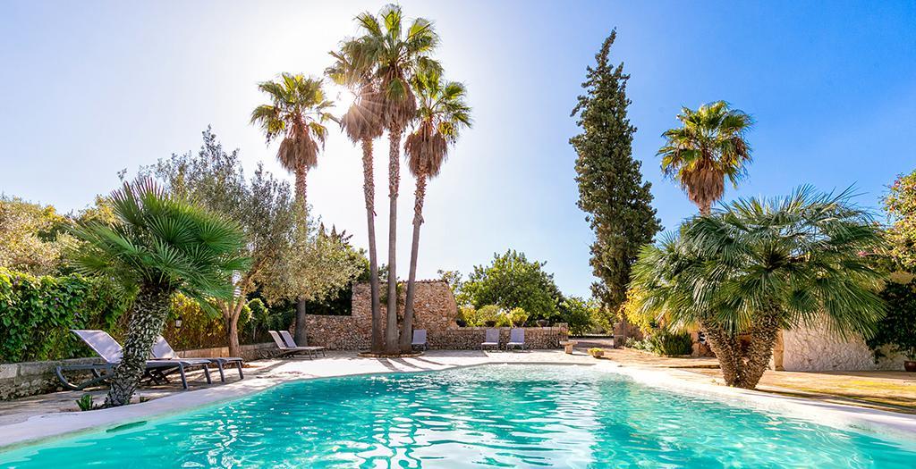 Bijzondere accommodaties Son Pons in Buger (Mallorca, Spanje)