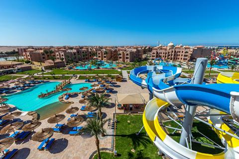 All inclusive zonvakantie Rode Zee - Pickalbatros Aqua Park Resort