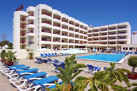 Last minute zonvakantie Algarve - Appartementen Alba