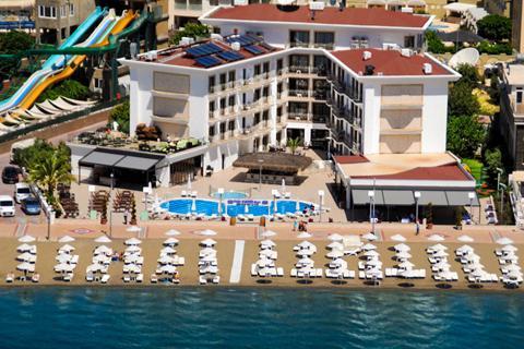 All inclusive zonvakantie Zuid-Egeïsche Kust - Hotel Pasa Garden Beach