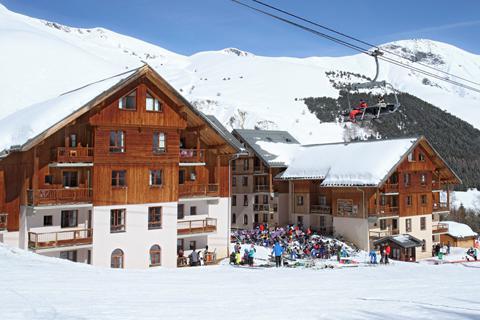 TOP DEAL skivakantie Les Sybelles ⛷️Residence L'Orée des Pistes