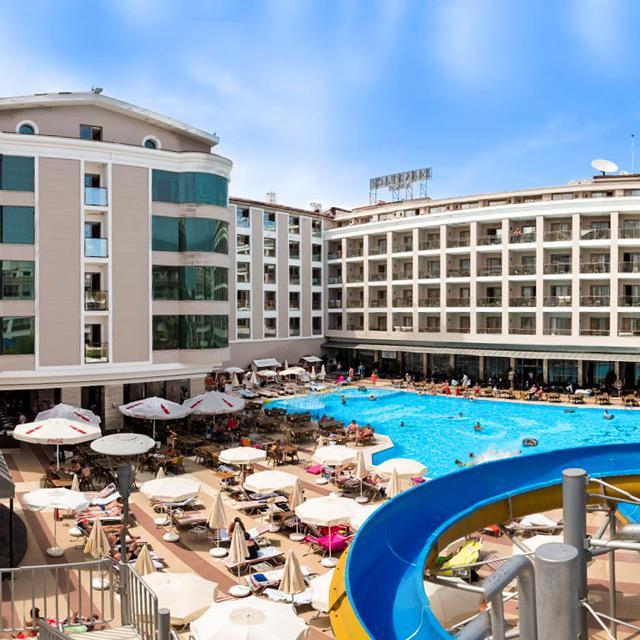 Marmaris - Hotel Pasa Beach