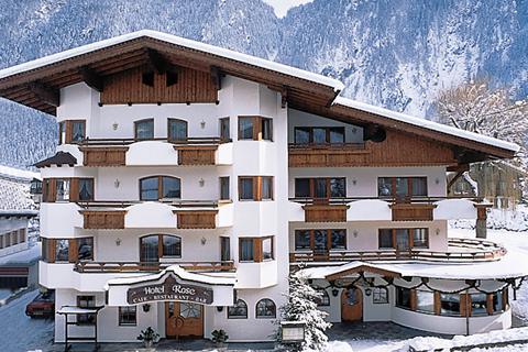 Geweldige wintersport Zillertal ⛷️Hotel Rose