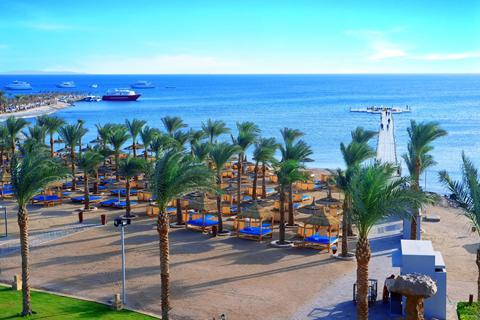 All inclusive zonvakantie Rode Zee - Pickalbatros Albatros Palace Resort