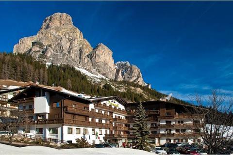 Korting skivakantie Dolomiti Superski ⛷️Hotel Miramonti
