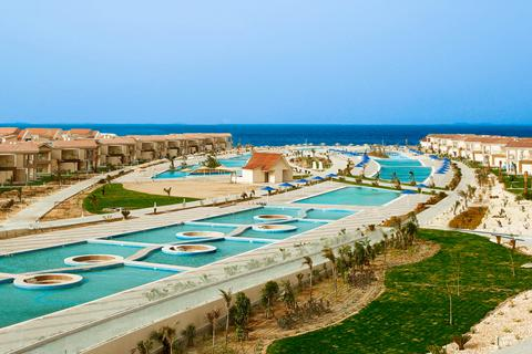 All inclusive zonvakantie Marsa Alam - Hotel Pickalbatros Sea World - Marsa Alam