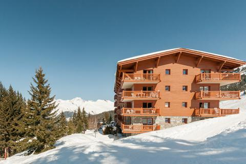 Goedkope skivakantie Paradiski ⛷️Résidence Les Alpages de Chantel