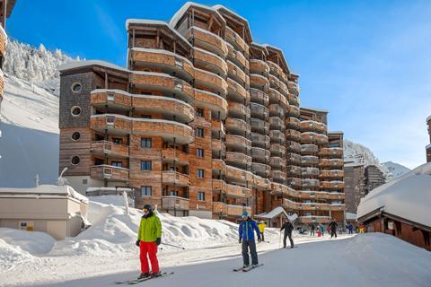 Super skivakantie Les Portes du Soleil ⛷️Résidence Atria Crozats