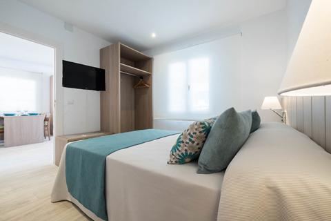 Goedkope zonvakantie Mallorca - Appartementen Azuline Palmanova Garden