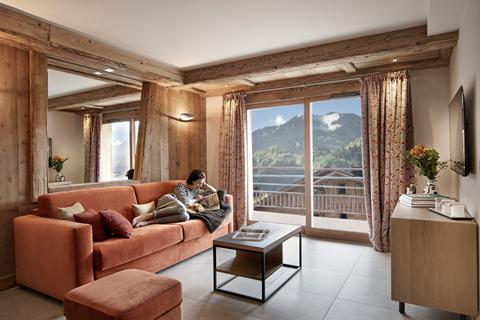 Goedkope skivakantie Le Grand Massif ⛷️Résidence MGM Alexane