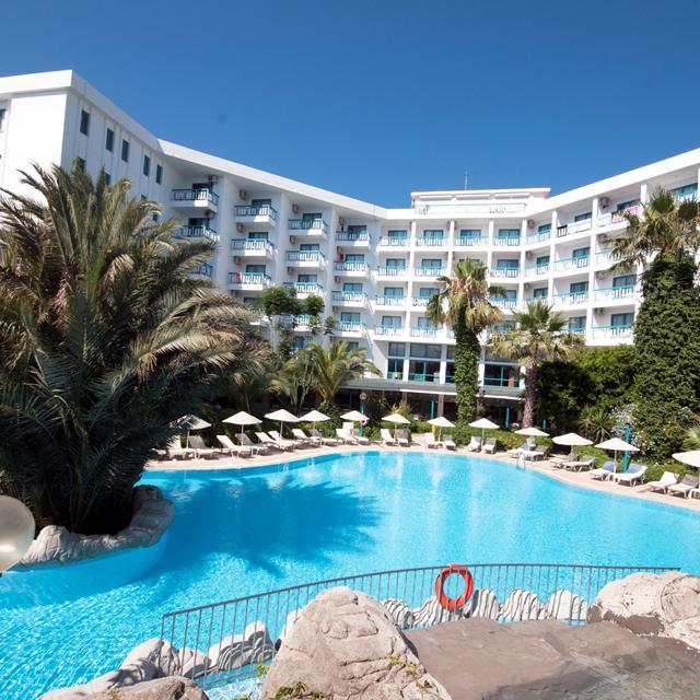 Marmaris - Hotel Tropical Beach (voorheen Tropikal)