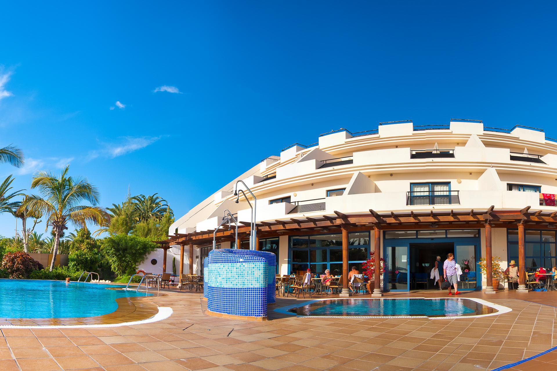 Hotel Sbh Crystal Beach Fuerteventura Spanien Sunweb