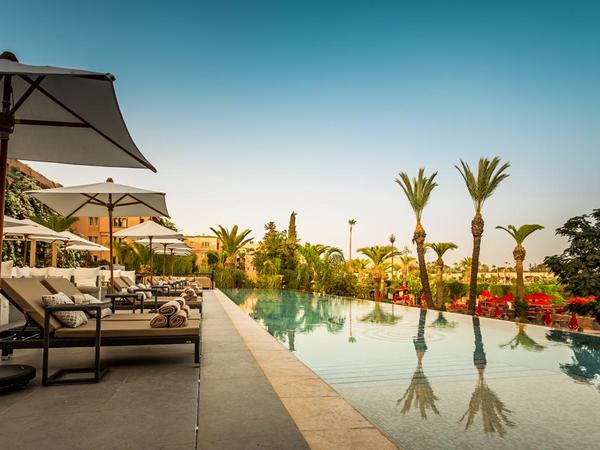 Hotel Sofitel Marrakech Palais Imperial - Marokko, Marrakech thumbnail
