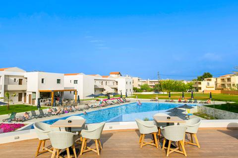 All inclusive zonvakantie Kreta - Hotel Silver Beach