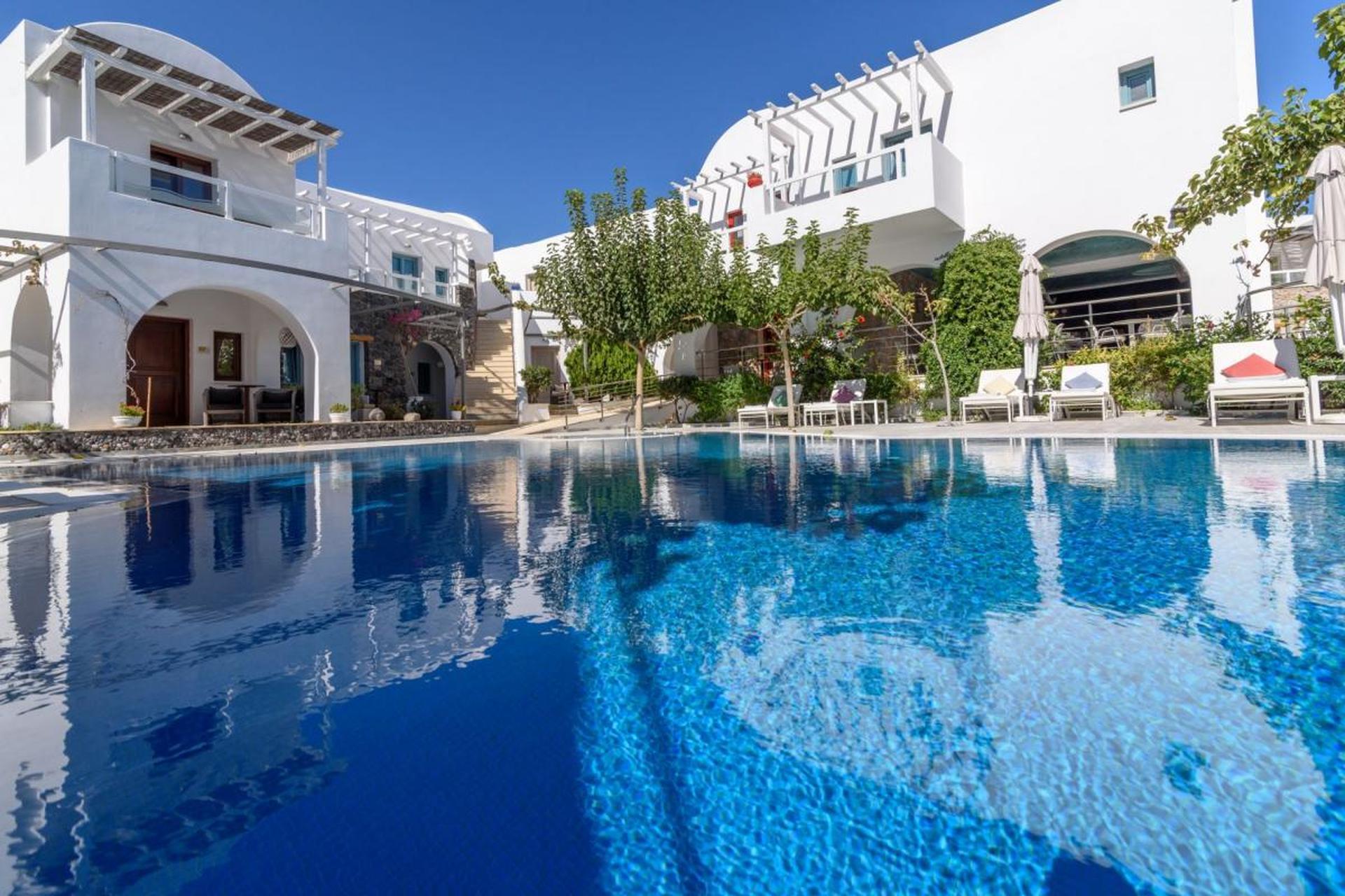 2e7090f11b8 Hotel La Mer Deluxe & Spa in Santorini, Griekenland   Zonvakantie Sunweb
