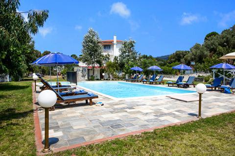 Last minute vakantie Skiathos - Appartementen Villa dell Angelo