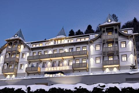 Goedkope skivakantie Zell am See - Kaprun ⛷️Seehotel Bellevue