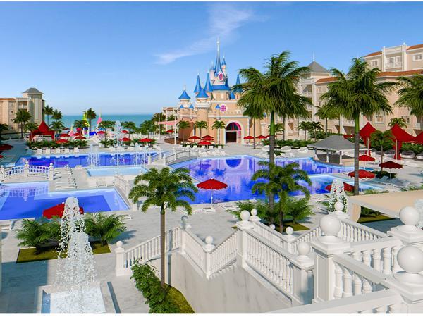 Hotel Fantasia Bahia Principe Tenerife - Voksenafdeling - Spanien, Tenerife thumbnail