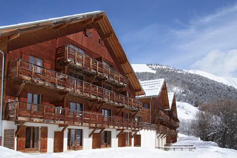TOP DEAL wintersport Les Sybelles ⛷️Odalys Les Chalets de la Porte des Saisons - Voordeeltarief