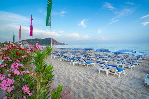 All inclusive zonvakantie Turkse Rivièra - Hotel Blue Star