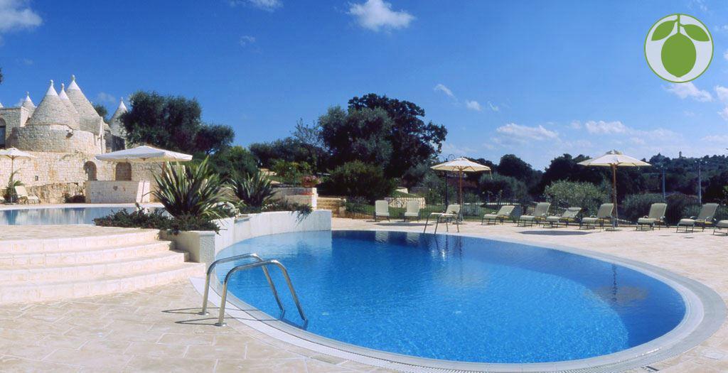 Bijzondere accommodaties Il Palmento in Locorotondo (Apulië, Italië)