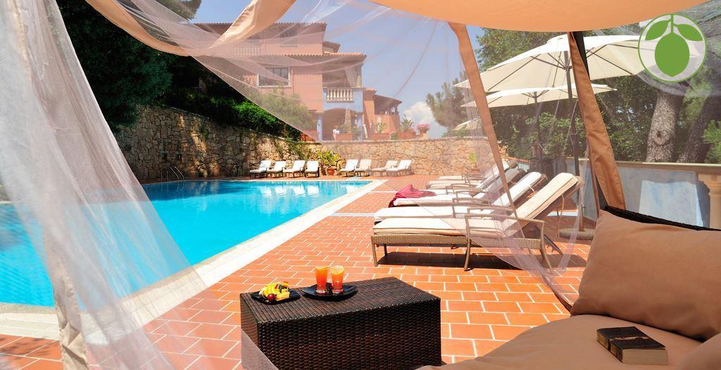 Bijzondere accommodaties Hotel Su Lithu in Bitti (Sardinië, Italië)