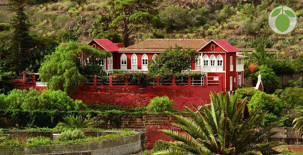 Bijzondere accommodaties Finca Las Longueras in Agaete (Gran Canaria, Spanje)