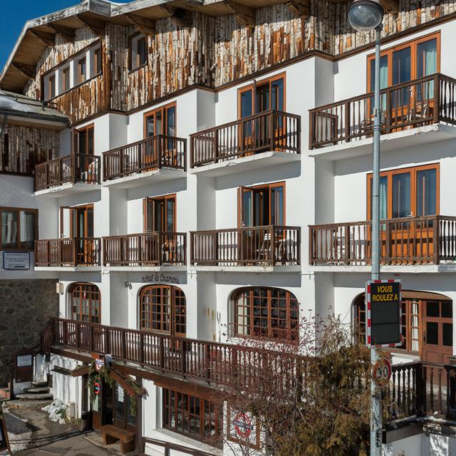 Meer info over Hotel Le Chamois  bij Sunweb-wintersport