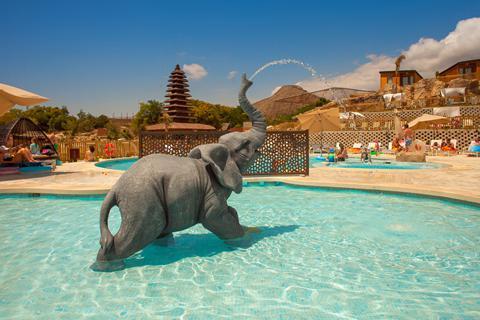 Fantastische vakantie Costa Blanca 🏝️Hotel Magic Natura
