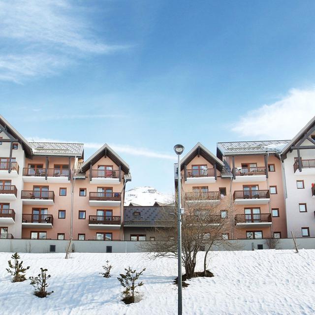 Meer info over Residence Odalys Les Lumières de Neige  bij Bizztravel wintersport