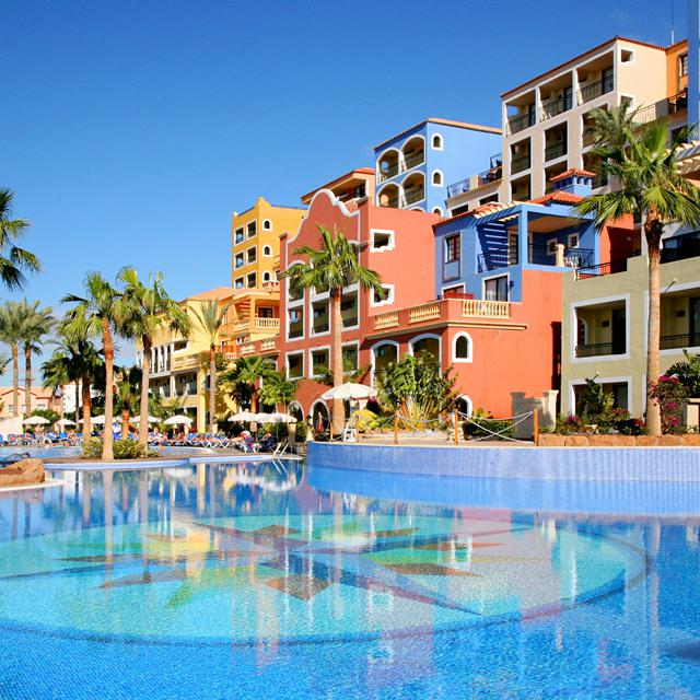 Meer info over Hotel Bahia Principe Sunlight Tenerife  bij Sunweb zomer