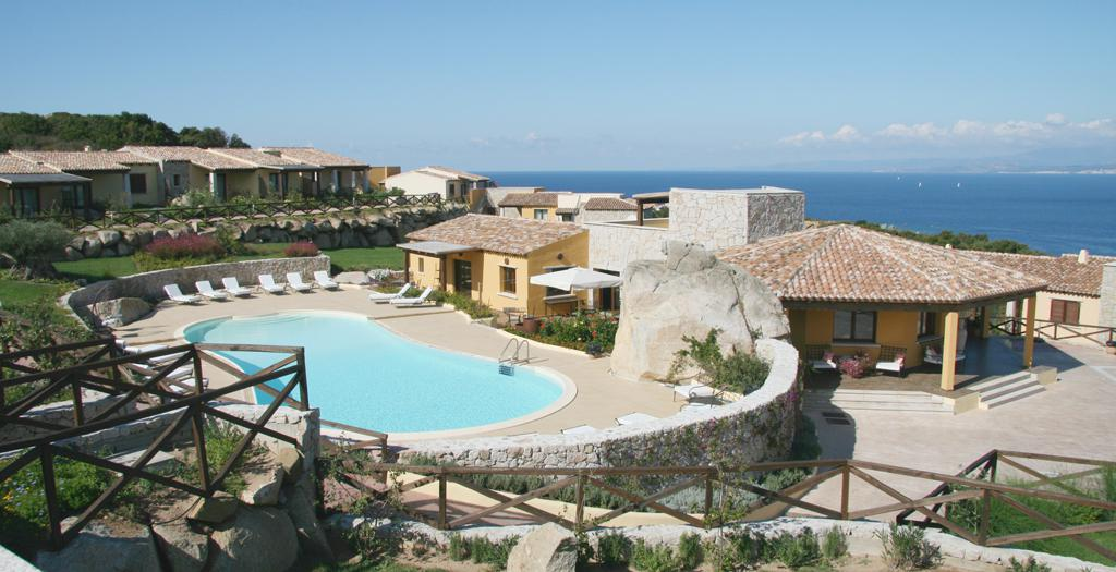 Bijzondere accommodaties Punta Falcone in Santa Teresa di Gallura (Sardinië, Italië)