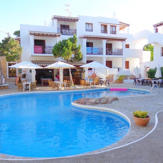 Appartementen Los Pinares de Benet