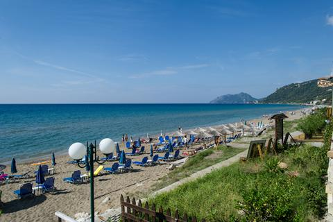 Korting vakantie Corfu 🏝️Appartementen Summer Dream