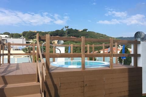 Goedkope vakantie Costa Brava 🏝️Hotel Mar Blau - logies & ontbijt