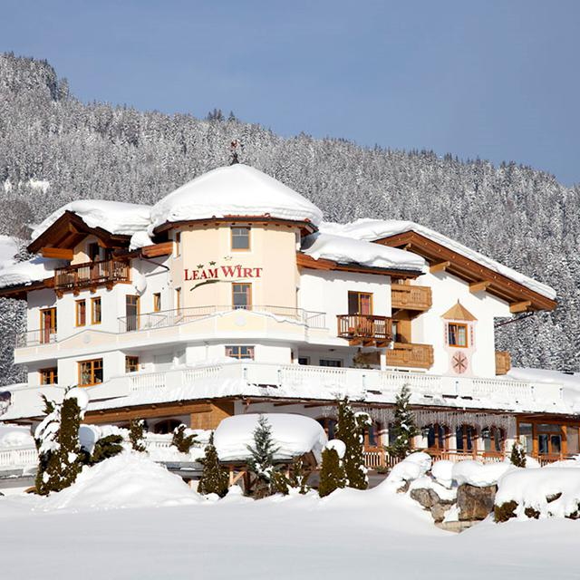 Hotel Gastehof Leamwirt