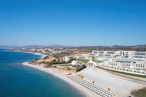 Goedkope zonvakantie Rhodos - Hotel Mayia Exclusive Resort & Spa