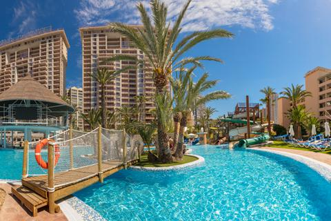 Last minute vakantie Costa Blanca - Appartementen Magic Tropical Splash