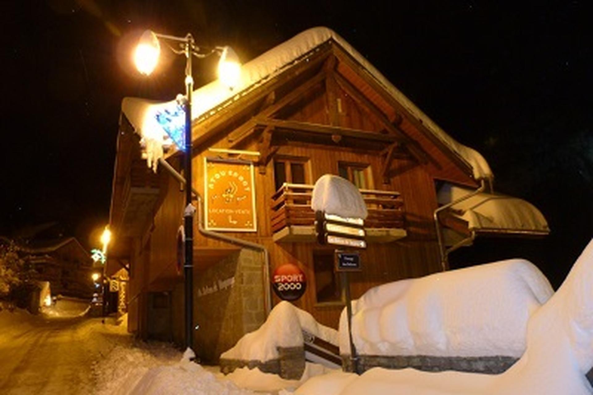 Les Balcons de Vaujany - Tomorrowland Winter - Alpe d'Huez