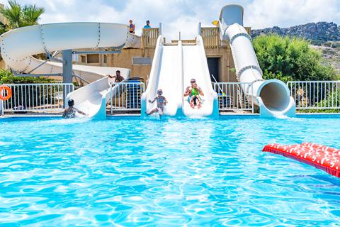 All inclusive zonvakantie Kreta - Spark Hotel Vasia Village